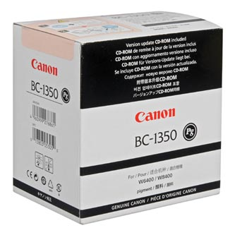 Canon originální tisková hlava BC1350, 0586B001, Canon W-6400P,8400P