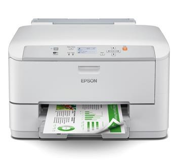 Epson WorkForce WF-5190DW - Barevná inkoustová tiskárna A4, 34ppm, 4ink, USB, NET, WiFi, Duplex