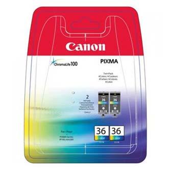 Canon CLI-36 Twin (CLI36), color, 1511B018
