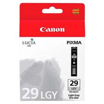 Canon PGI-29, (PGI29), light Grey, light grey, 4872B001, Canon PIXMA Pro 1