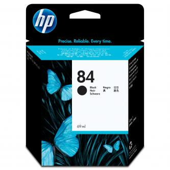 HP No. 84 Black ink Cartridge pro DSJ x0ps, 69 ml, C5016A