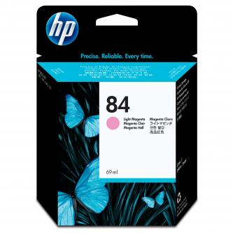 HP No. 84 Light Magenta ink Cartridge pro DSJ x0ps, 69 ml, C5018A
