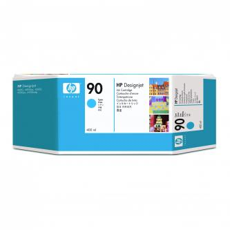 HP No. 90 Ink Cartridge Cyan pro DSJ 4000, 400 ml, C5061A