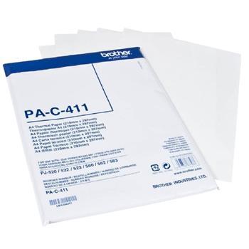 Brother PAC411, termo papír (100 ks formátu A4)