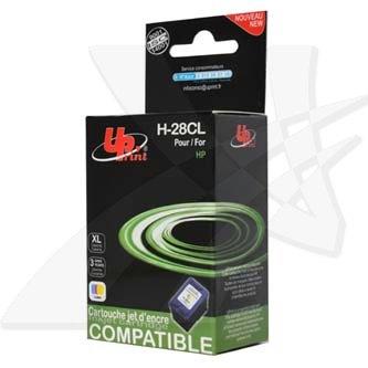 UPrint kompatibilní ink s C8728AE, color, 21ml, H-28CL, pro HP DeskJet 3420, 3325, 3550, 3650, OJ-4110, PSC-1110