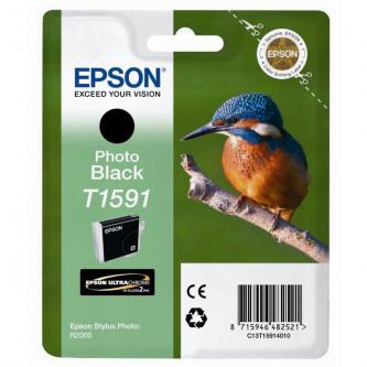 Epson C13T15914010, photo black, 17ml, Epson Stylus Photo R2000