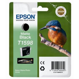 Epson C13T15984010, matte black, 17ml, Epson Stylus Photo R2000