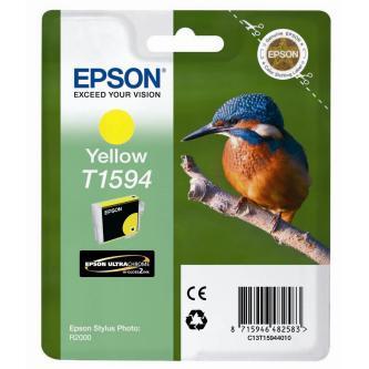 Epson C13T15944010, yellow, 17ml, Epson Stylus Photo R2000