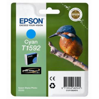 Epson C13T15924010, cyan, 17ml, Epson Stylus Photo R2000