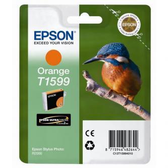 Epson C13T15994010, orange, 17ml, Epson Stylus Photo R2000