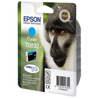 Epson C13T08924021, cyan, 3,5ml, blistr s ochranou, Epson Stylus S20, SX100, SX200, SX400