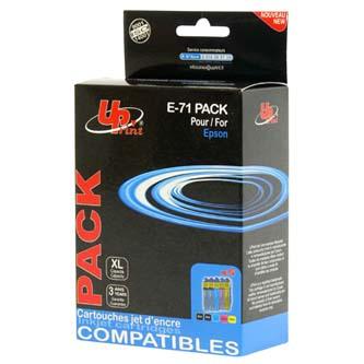 Epson T0715 - kompatibilní (UPrint)