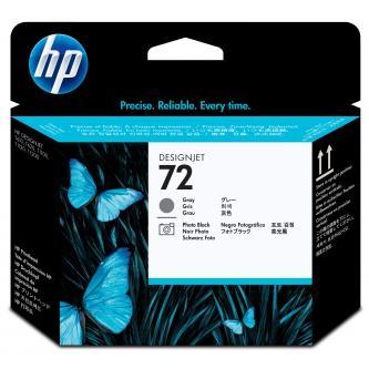 HP No. 72 Photo Black and Grey Printhead pro DJ T1100, C9380A