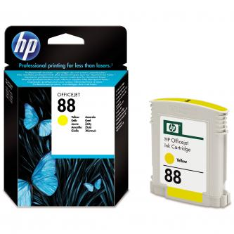 HP Ink Cart Yellow No. 88 pro OJ K550, 9ml, C9388AE