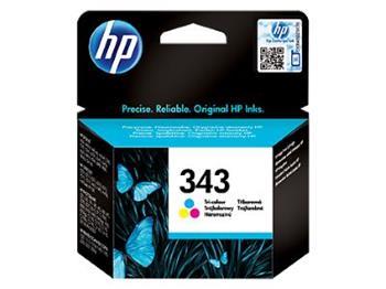 HP C8766EE - originální barevný inkoust HP 343, expirovaný