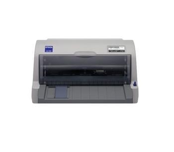 Epson LQ-630 - Jehličková tiskárna LQ-630, A4, 24 jehel, 360 zn/s, 1+4 kopii, USB 1.1, LPT