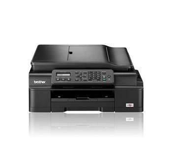 Brother MFC-J200 (duplex.tisk,fax,kop., ADF,sken,LCDdis.,),USB+WiFi