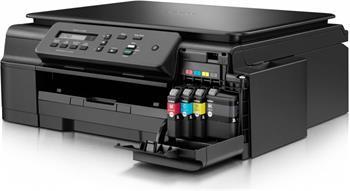 BROTHER tiskárna ink DCP-J100 (11/6 str.tisk., sken.,duplexní tisk) Ethernet
