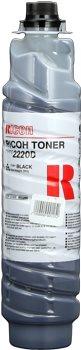 Ricoh originální toner 842042, black, Ricoh MP3353, náhrada za T2220D a DT43