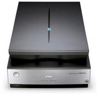 Epson Perfection V850 Pro - Plochý fotografický skener, A4, 6400 dpi, USB 2.0