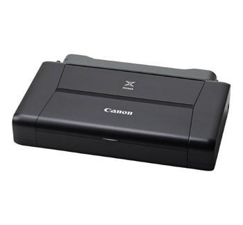 Canon PIXMA iP110, A4 přenosná tiskárna s baterií