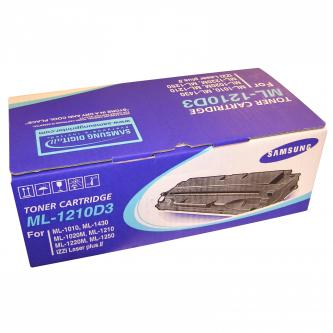 Samsung toner ML-1210D3, black, 2500str., pro ML-1210, 1220, 1250, 1430
