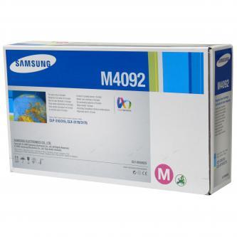 Samsung CLT-M4092S - originální purpurový toner, HP SU272A, 1000str., pro CLP-310, N, CLP-315, CLX-3170FN, CLX-3175N, FN, FW