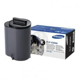 Samsung toner CLP-K350A, black, 4000str., pro CLP-350N