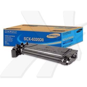 Samsung toner SCX-6320D8, black, 8000str., pro SCX-6322DN