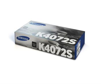 Samsung CLT-K4072S - originální černý toner, HP SU128A, 1500str., pro CLP-320, CLP-325, CLX-3185