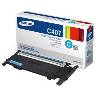 Samsung CLT-C4072S - originální azurový toner, HP ST994A, 1000str., pro CLP-320, CLP-325, CLX-3185