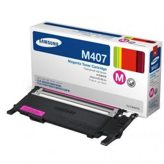 Samsung CLT-M4072S - originální purpurový toner, HP SU262A, 1000str., pro CLP-320, 325, CLX-3185