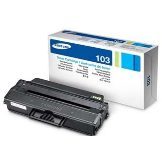 Toner Samsung MLT-D103L, originální, černý (black), 2500str.