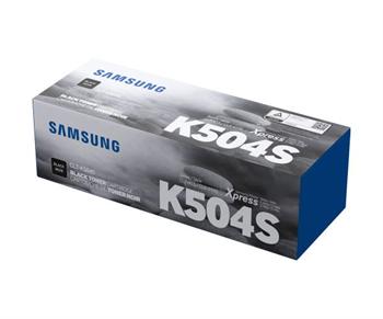 Samsung CLT-K504S - originální černý toner, HP SU158A, 2500str., pro CLP-314, CLX-4195