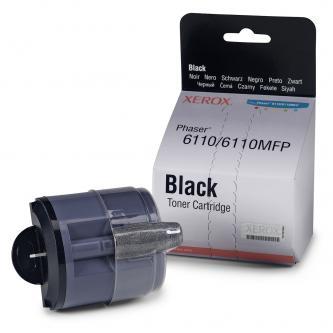 Toner Xerox 106R01274, black, 2000str., Xerox Phaser 6110, západní Evropa