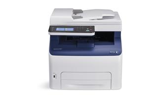 Xerox WorkCentre 6027NI - Barevná laserová multifunkční tiskárna, USB, Wi-fi, LAN