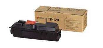 Kyocera Mita TK-120 - originální černý toner, 7200str., Kyocera Mita FS-1030D
