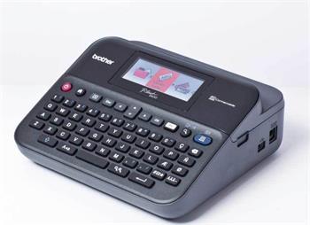 BROTHER PT-D600VP tiskárna samolepících štítků