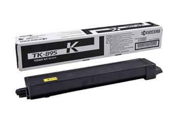 Toner Kyocera TK895K, black, 12000str., Kyocera Mita FS-C8020MFP