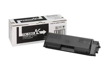 Toner Kyocera TK580K, black, 3500str., Kyocera Mita FS- C5150DN