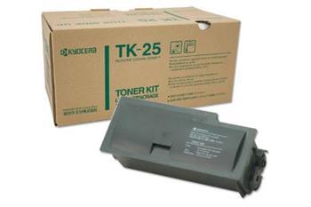 Toner Kyocera TK25, black, 5000str., Kyocera Mita FS-1200