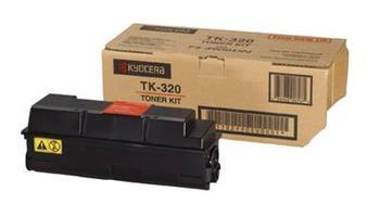 Toner Kyocera TK320, black, 15000str., Kyocera Mita FS-3900DN, 4000DN