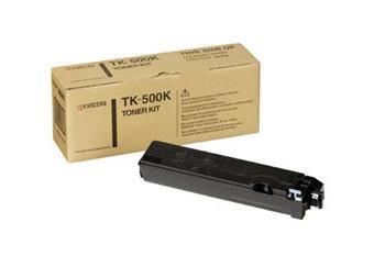 Toner Kyocera TK500K, black, 8000str., Kyocera Mita FS-C5016N