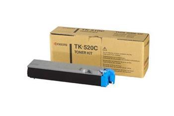 Toner Kyocera TK520C, cyan, 4000str., Kyocera Mita FS-C5015N