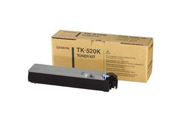 Toner Kyocera TK520K, black, 6000str., Kyocera Mita FS-C5015N