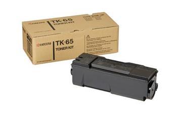 Toner Kyocera TK65, black, 20000str., Kyocera Mita FS-3820N, 3830N