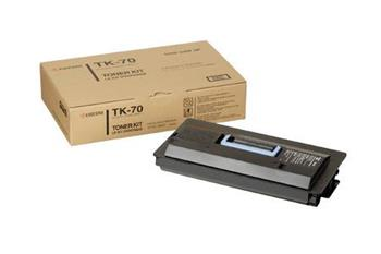 Toner Kyocera TK70, black, 40000str., Kyocera Mita FS-9100, 9120, 9500, 9520
