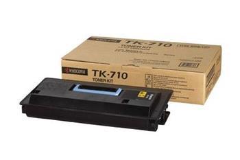 Toner Kyocera TK710, black, Kyocera Mita FS-9130DN, 9530DN