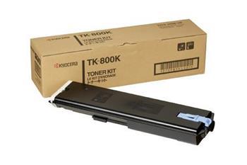 Toner Kyocera TK800K, black, 25000str., Kyocera Mita FS-C8008N
