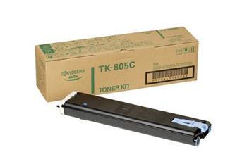 Toner Kyocera TK805C, cyan, 10000str., Kyocera Mita KM-C850